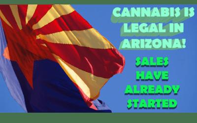 Arizona Legal Marijuana